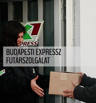 Budapesti expressz futárszolgálat
