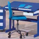 gyerek íróasztal konténerrel